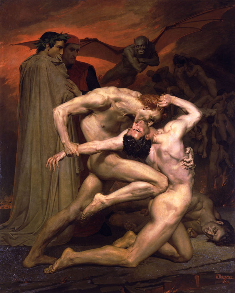 800px-William-Adolphe_Bouguereau_(1825-1905)_-_Dante_And_Virgil_In_Hell_(1850).jpg