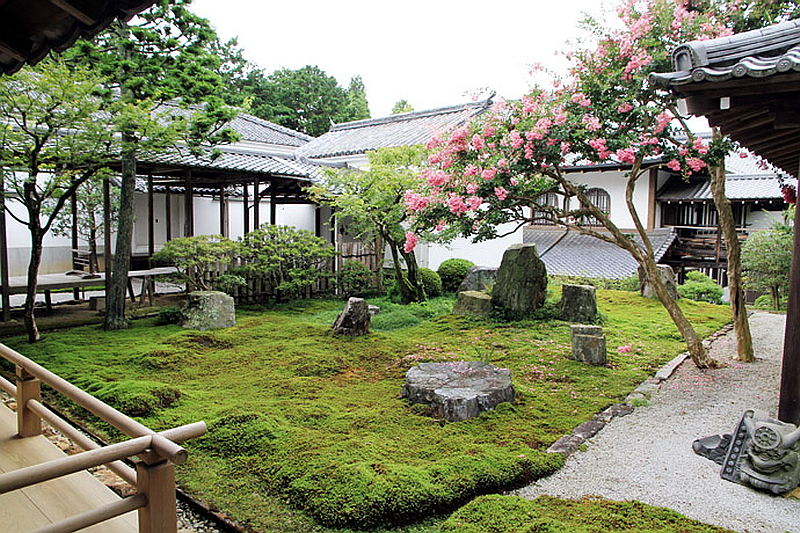 83.Нандзэн-дзи. Сёходзё, сад Рокудо-тэй.jpg