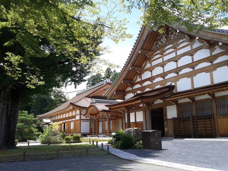 95.Эйхо-дзи.Главный храм, гэнкан, помещение для монахов.jpg