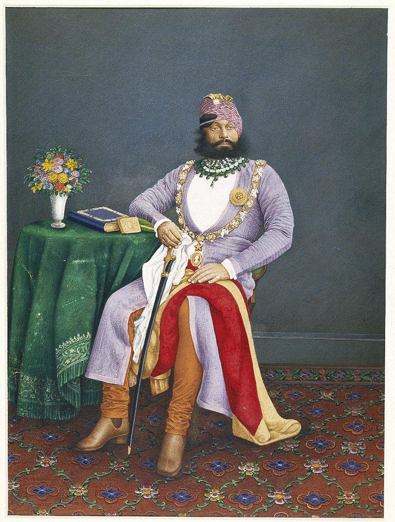 _Narsingh._Maharaja_Jaswant_Singh_II_of_Marwar,_ca._1880,_.jpg