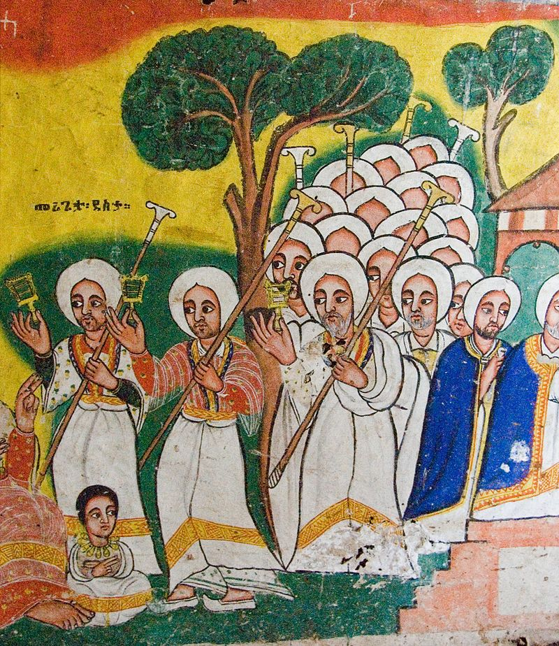 A_Procession_of_Ethiopian_Priests_(2261146161).jpg