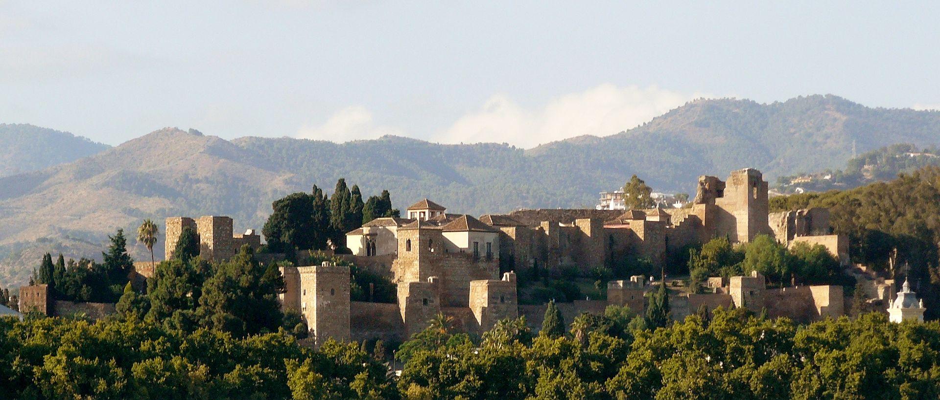 Alcazaba_de_Málaga_desde_el_puerto.JPG