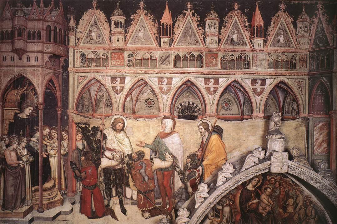 Altichiero,_la_vergine_adorata_dai_mebri_della_famiglia_Cavalli,_sant\'anastasia,_verona_1370.jpg