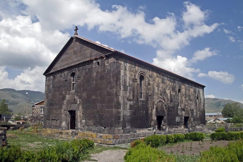 Aparan, Qasakh basilica (01) 5в..jpg