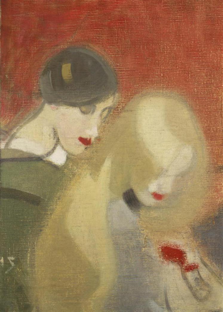 Arvesmykket_by_Helena_Schjerfbeck_1916.jpg