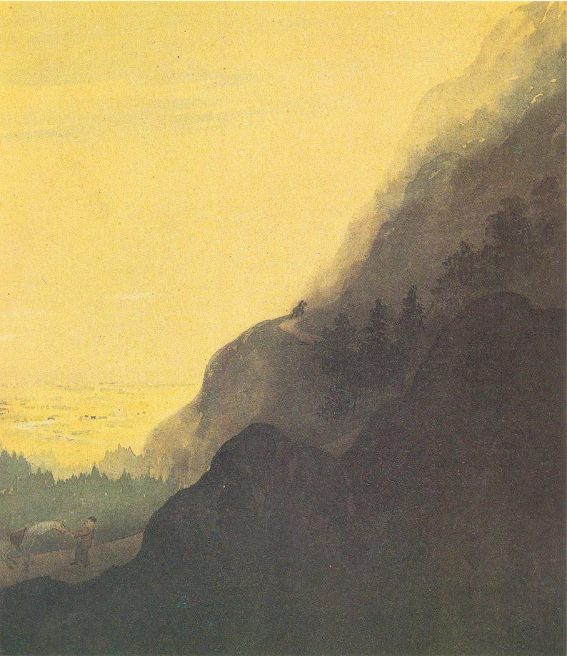 Ascending Himalayas by Gaganendranath Tagore.jpg