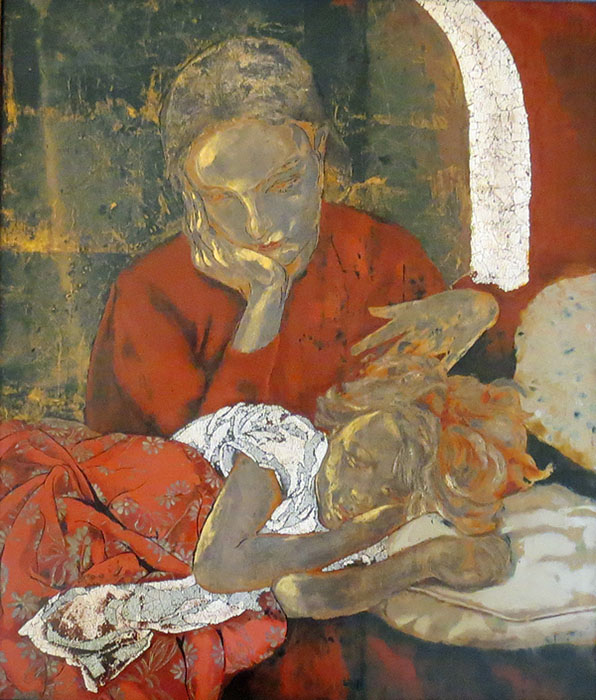 Ayme_-_Self-Portrait_with_Francois_Asleep_-_Lacquer_or_Christmas_Card_at_72_dpi.jpg