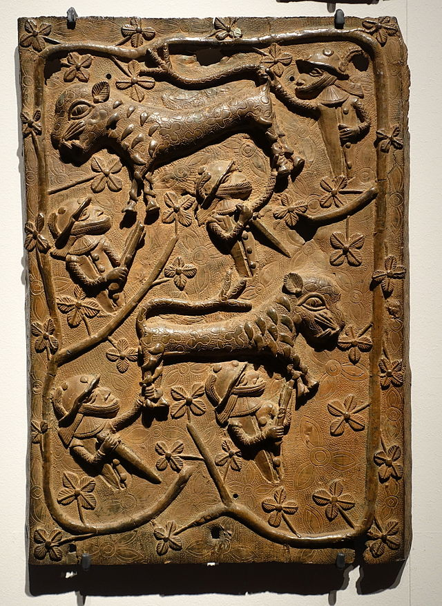 Benin_plaque_in_the_Ethnological_Museum,_Berlin_-_012.JPG