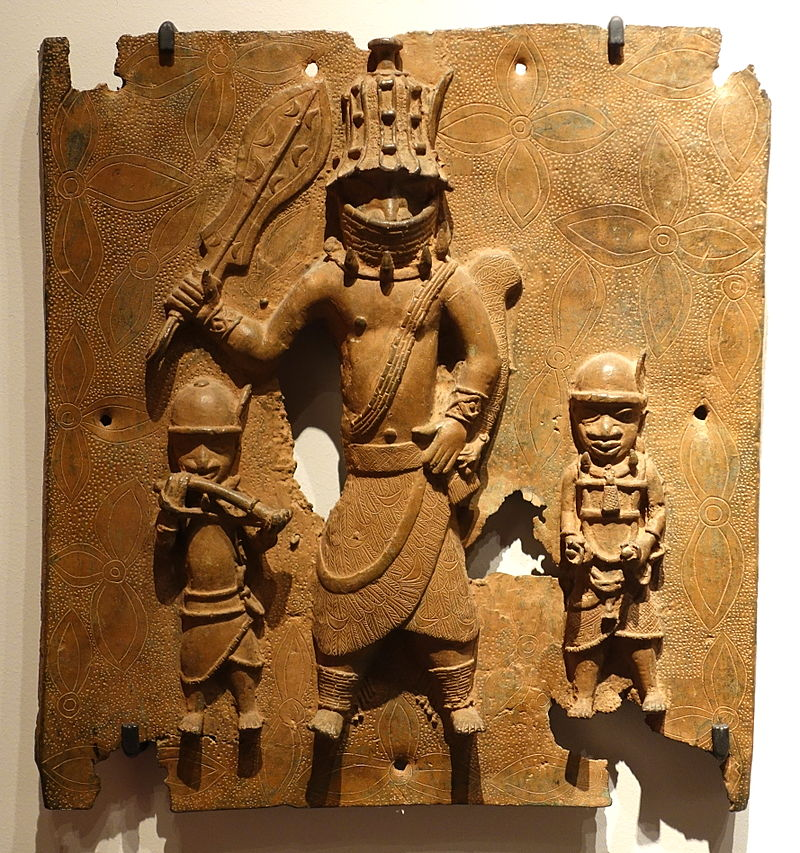 Benin_plaque_in_the_Ethnological_Museum,_Berlin_-_029.JPG