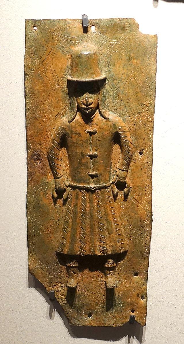 Benin_plaque_in_the_Ethnological_Museum,_Berlin_-_042.JPG