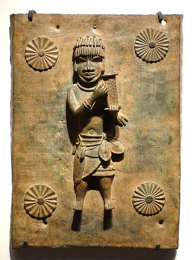 Benin_plaque_in_the_Ethnological_Museum,_Berlin_-_061.JPG
