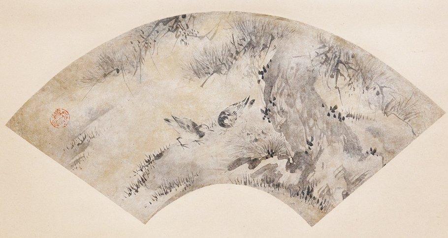 Birds_and_Pine_Tree_by_Kano_Eitoku,_Indianapolis_Museum_of_Art.jpg