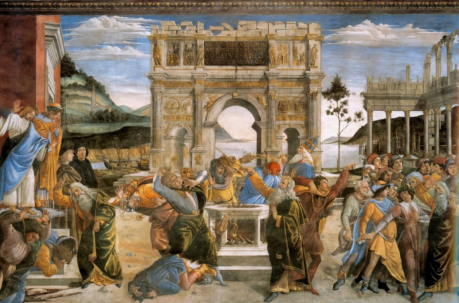 Botticcelli,_Sandro_-_The_Punishment_of_Korah_and_the_Stoning_of_Moses_and_Aaron_-_1481-82.jpg