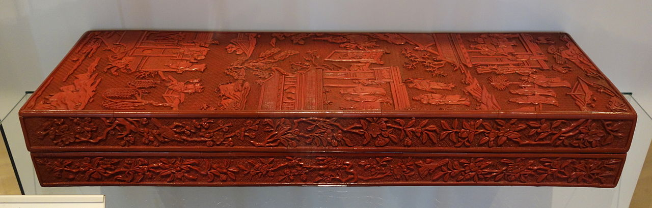 Box,_China,_Ming_dynasty,_c._1550-1640,_wood_base,_red_lacquer_-_Royal_Ontario_Museum_-_DSC03975.JPG
