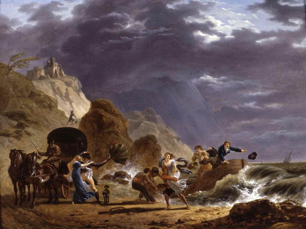 Carle_Vernet_-_Arrival_of_Emigres_with_the_Duchess_of_Berry_on_the_French_Coast_-_WGA24718.jpg