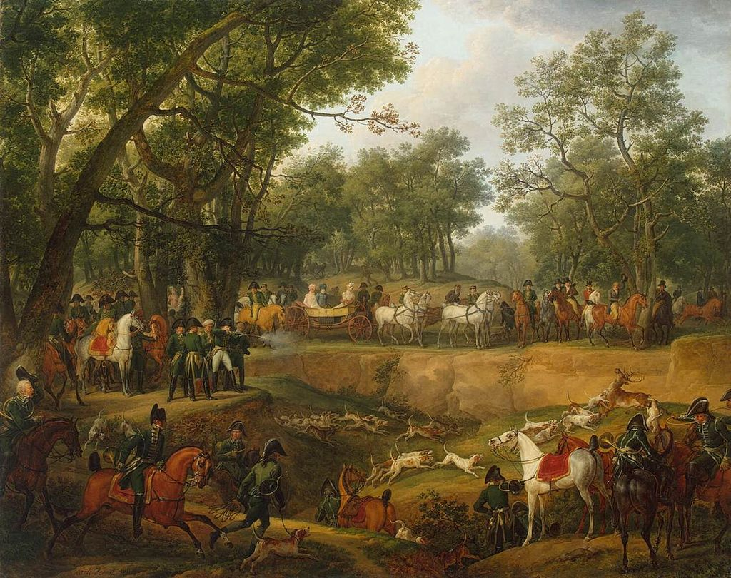Carle_Vernet_-_Napoleon_on_a_Hunt_in_the_Forest_of_WGA24721.jpg