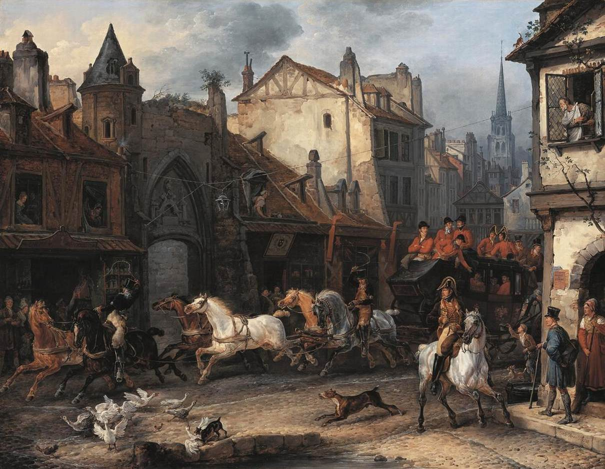 Carle_Vernet_-_Return_from_the_Hunt_-_WGA24723.jpg