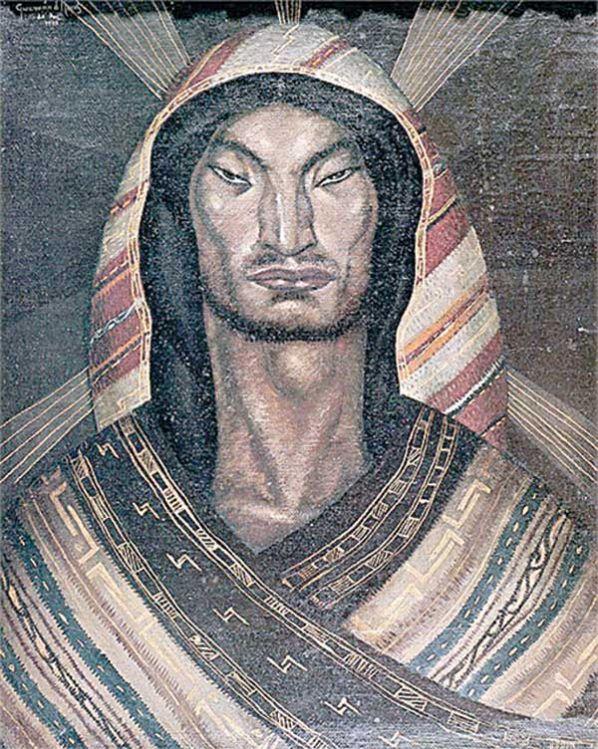 Cecilio Guzmán de Rojas боливия 224851_600.jpg