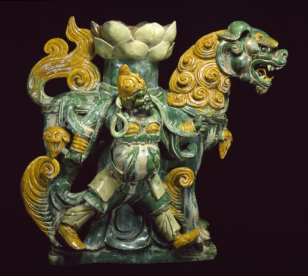 Chinese_-_Lion_Pedestal_with_Attendant_-_Walters_49221.jpg