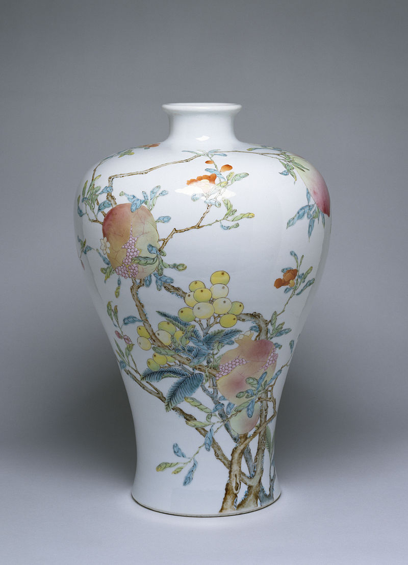 Chinese_-_Vase_with_Pomegranates,_Peaches,_and_Longans_-_Walters_492217.jpg