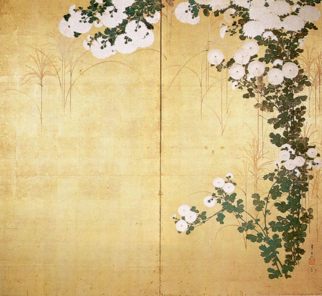 'Chrysanthemums',_two-panel_screen_attributed_to_Ogata_Korin (1).jpg