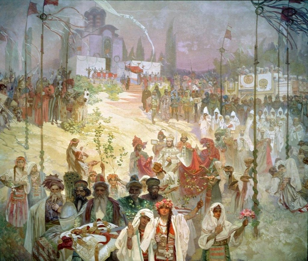 Coronation_of_Emperor_Duшan,_in_-The_Slavonic_Epic-_(1926).jpg