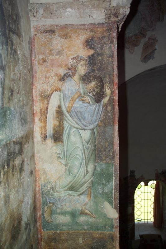 CX4J0800 Archangel Gabriel (from Annunciation) 1серб.jpg
