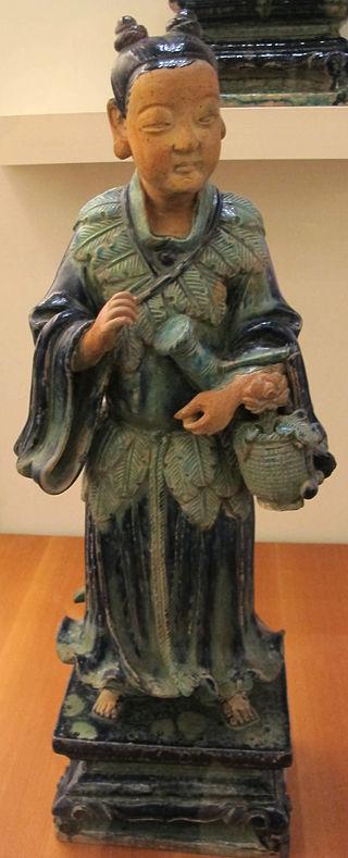 Dinastia_ming,_l\'immortale_lan_caihe,_1510_ca..JPG
