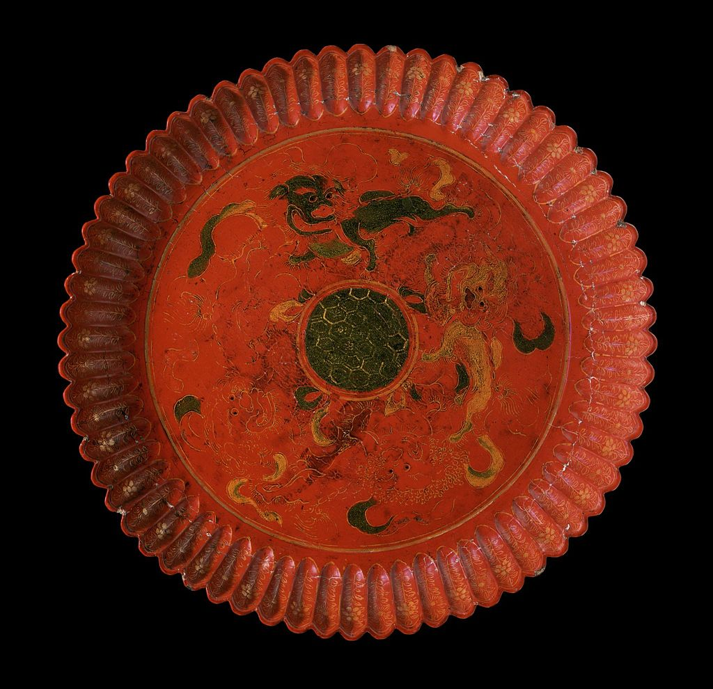 Dish_(Pan)_in_the_Form_of_a_Chrysanthemum_with_Lions_and_Floral_Sprays_LACMA_M.80.212 (1).jpg