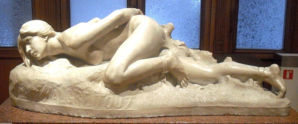 DOMINGUEZ BELLO, Arnulfo (1886-1948)1200px-Malgré_Tout_(Jesús_F._Contreras).jpg
