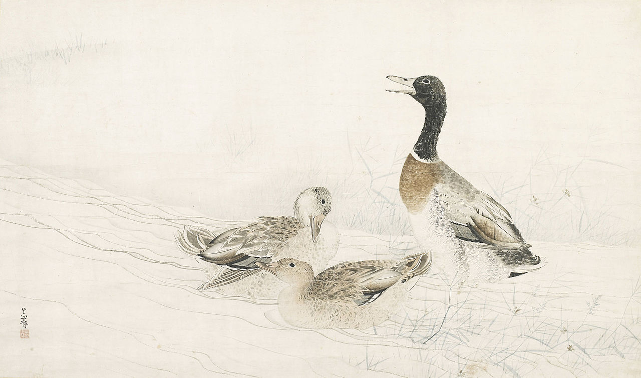Ducks_at_the_Water's_Edge_by_Goshun_(Nomura_Art_Museum).jpg