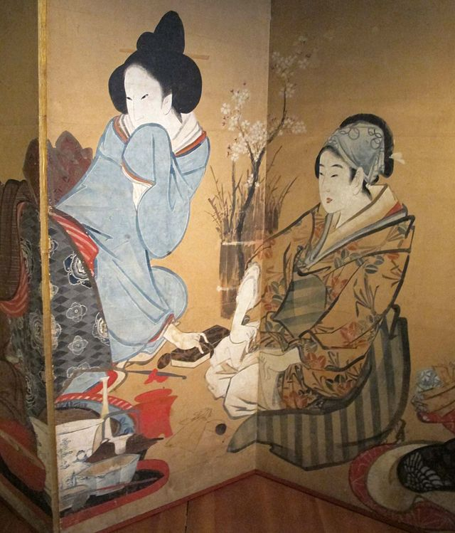 Edo,_scuola_di_hokusai,_nove_donne_che_fanno_il_gioco_della_volpe,_1750-1800_ca._04.JPG