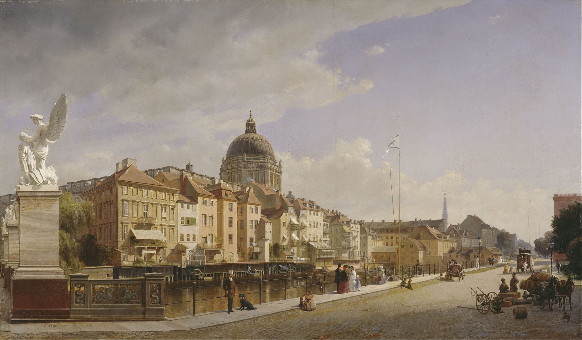 Eduard_Gaertner_-_Rear_view_of_the_Houses_at_Schloßfreiheit_-_Google_Art_Project.jpg