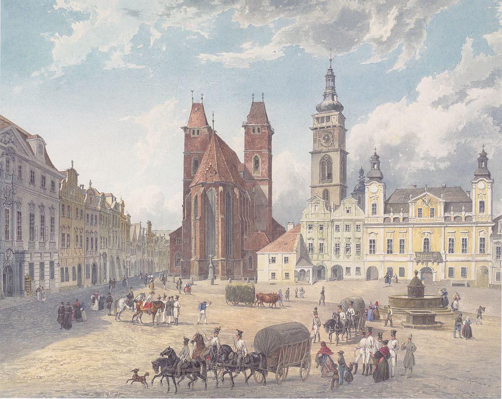 Eduard_Gurk_-_Domkirche_und_bischöfliche_Residenz_in_Königgrätz_-_1836.jpeg.jpeg
