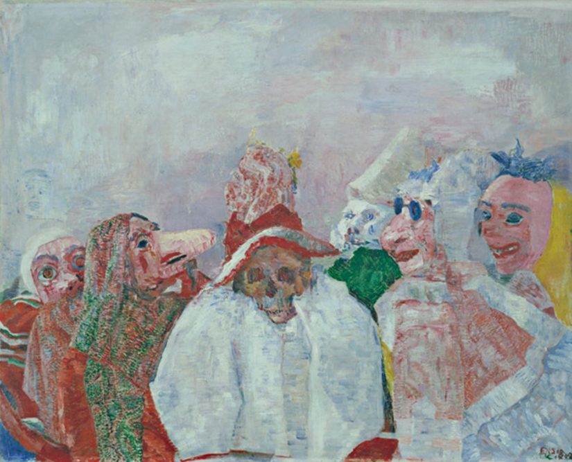 Ensor,1888,Masks Mocking Deathm.jpg