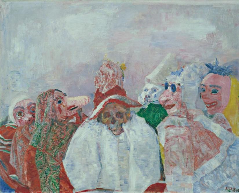 Ensor,1888,Masks Mocking Deathm.jpg