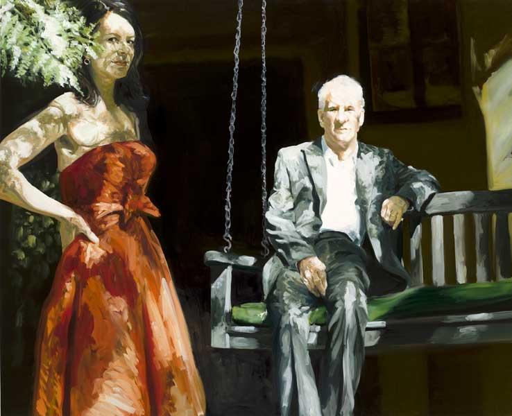 Eric-Fischl-couple.jpg