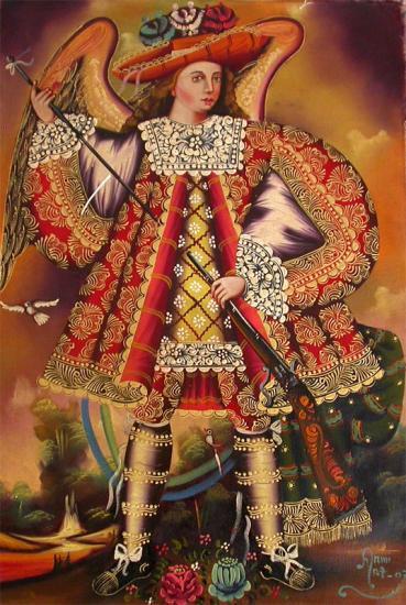 escuela-cusqueña-anónimo-arcángeles-arcabuceros-pintores-latinoamericanos-juan-carlos-boveri.jpg