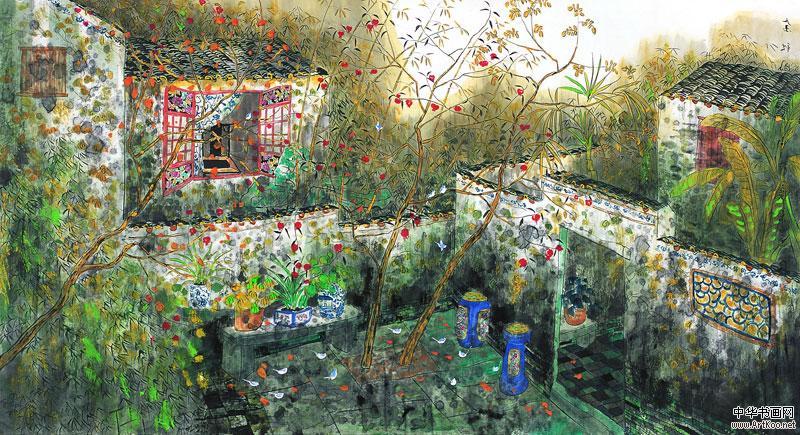 Fang Xiang _ Paintings _ China _ artodyssey (7).jpg