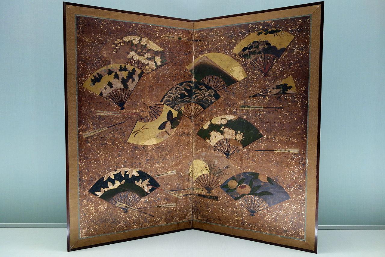 Fans,_attributed_to_Tawaraya_Sotatsu,_Edo_period,_17th_century,.JPG