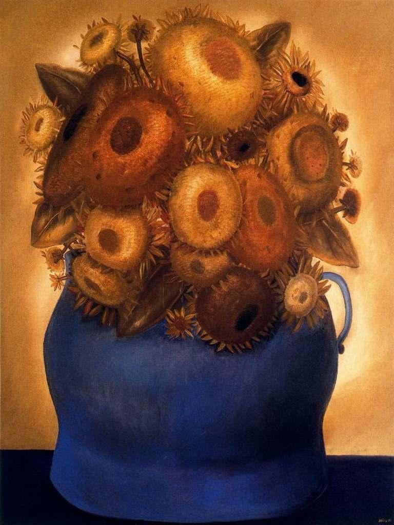 Fernando Botero - Girasoles.jpg