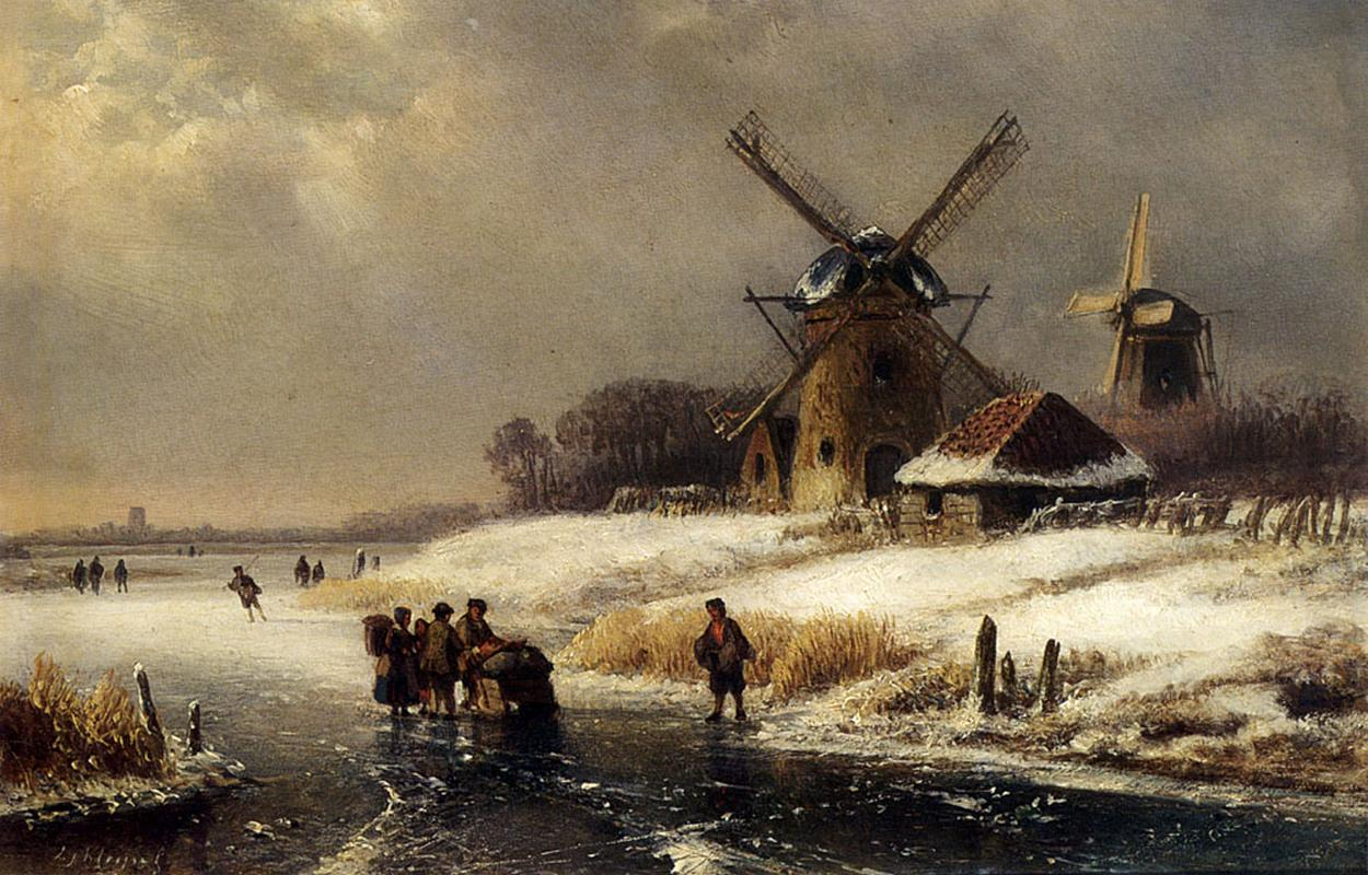 figures_on_a_frozen_waterway_by_a_windmill-large.jpg