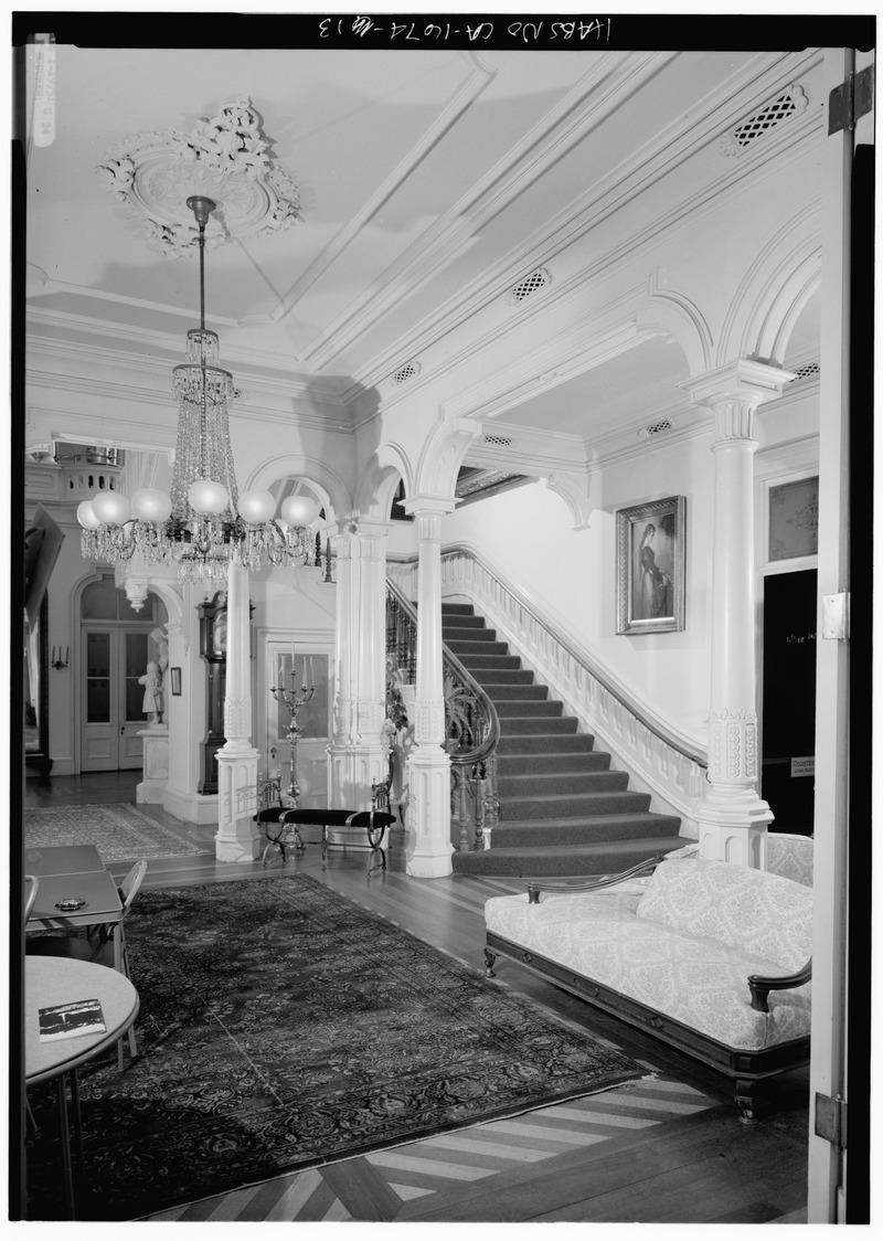 FIRST_FLOOR,_VESTIBULE_AND_STAIRWAY_-_Ralston_Hall,_Ral.jpg