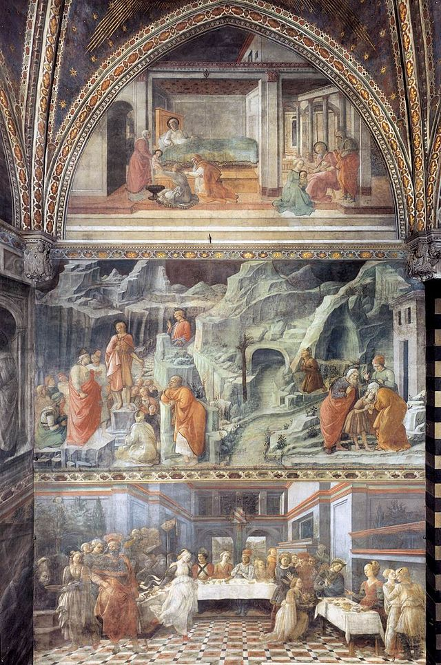 Fra_Filippo_Lippi_-_View_of_the_right_(south)_wall_of_the_main_chapel_-_WGA13259.jpg