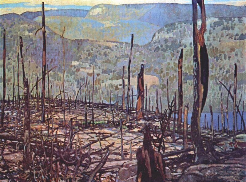 Frank-H-Johnston-Fire-Swept-Algoma-1920.jpg