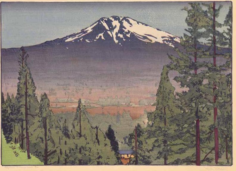 Frank Morley Fletcher, Mt. Shasta.jpg