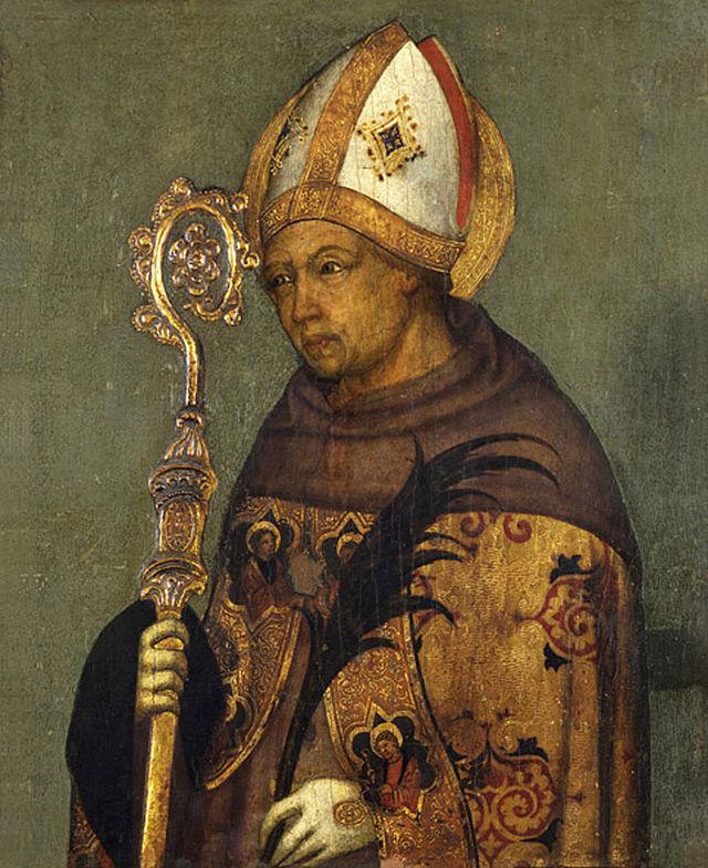 Giambono_-_Santo_VescovoДжамбоно Микеле.jpg