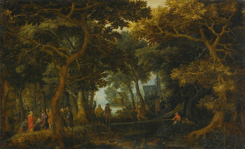 Gillis van Coninxloo (1544-1607)forest1.jpg