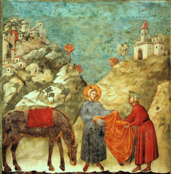 Giotto_-_Legend_of_St_Francis_-_-02-_-_St_Francis_Giving_his_Mantle_to_a_Poor_Man.jpg