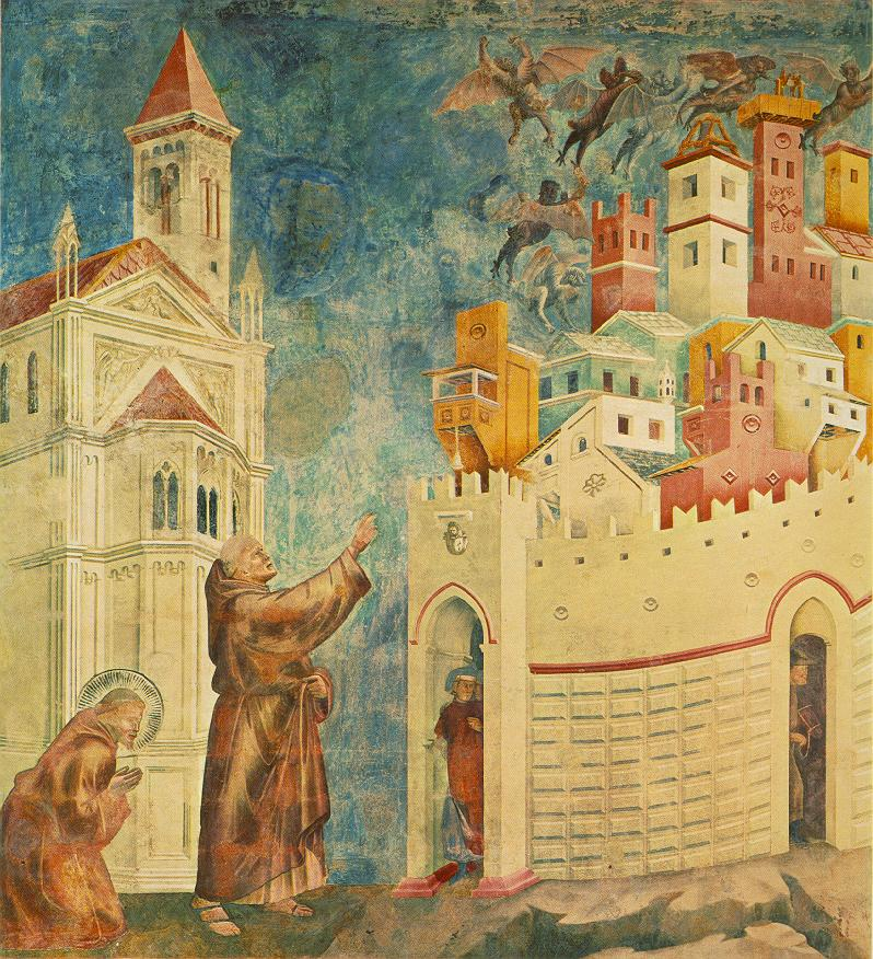 Giotto_-_Legend_of_St_Francis_-_-10-_-_Exorcism_of_the_Demons_at_Arezzo.jpg